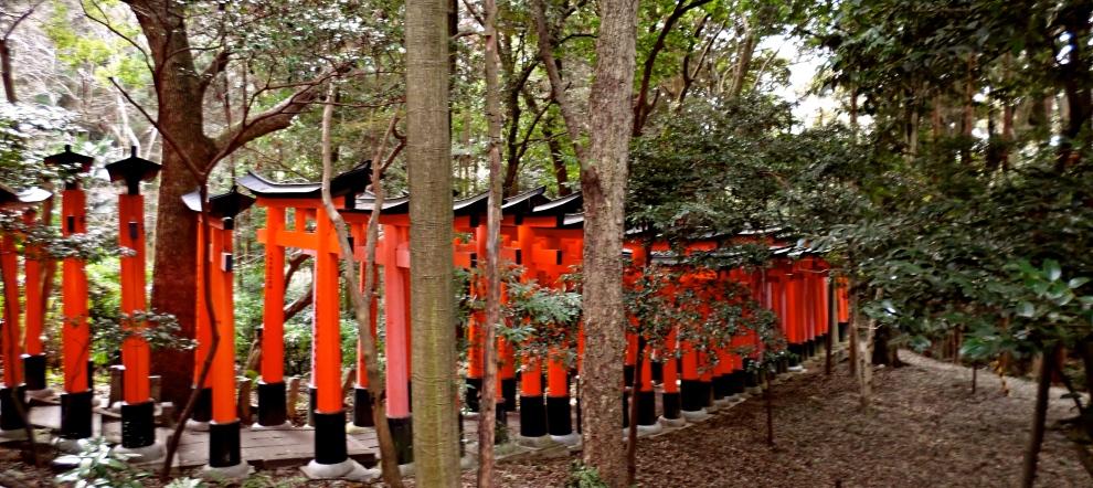 1300 Gates at Fushimi Inari Temple