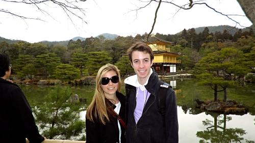 Kinkaku-ji Golden Pavillion