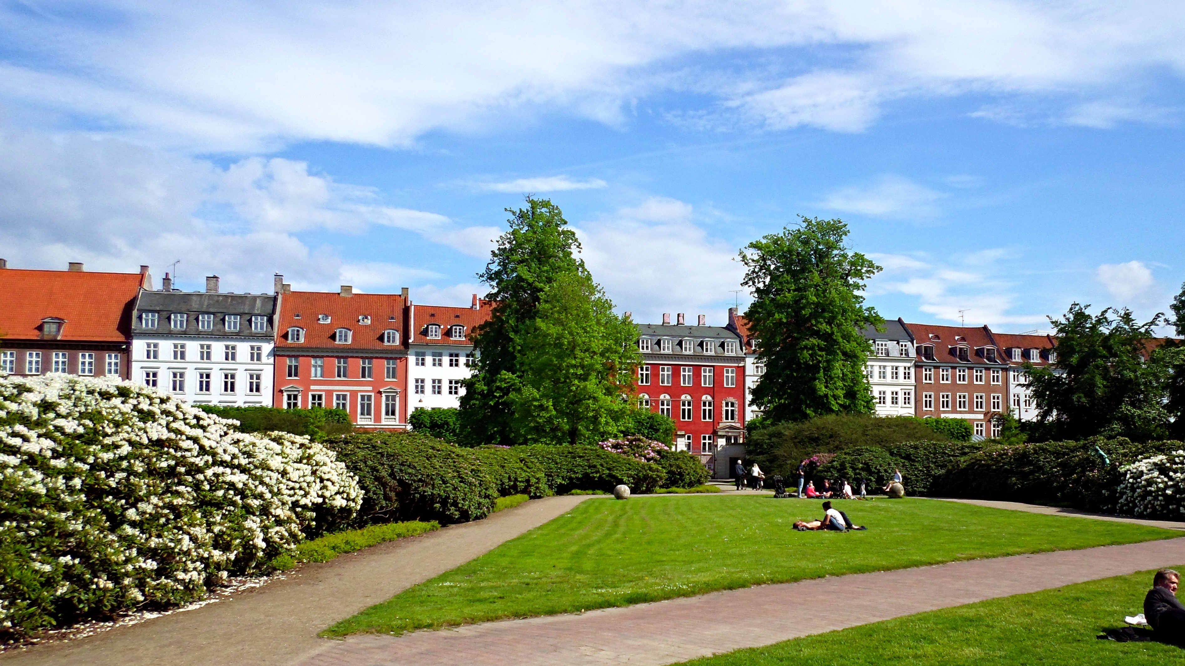 Denmark A Broad Abroad