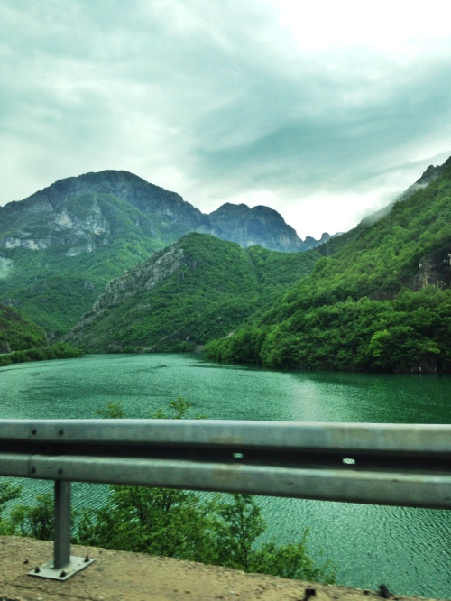 from the drive down to Mostar from Sarajevo